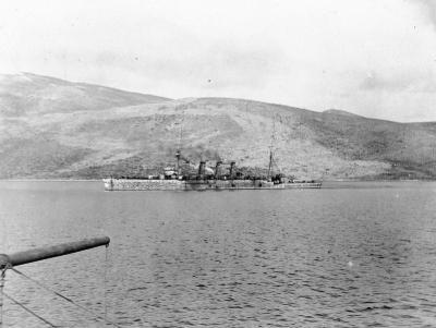 Легкий крейсер ГМС Дублин