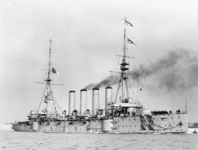 Navire de combat HMS Euryalus