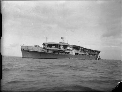 ГМС Фуриоус во время второй мировой войны 1941