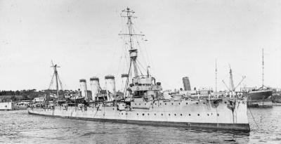 Incrociatore leggero HMS Gloucester