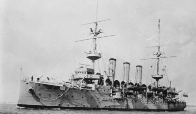 Incrociatore protetto HMS Hermes