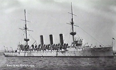 Incrociatore protetto HMS Highflyer