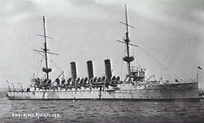 Croiseur protégé HMS Highflyer