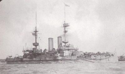 Corazzata HMS Implacable