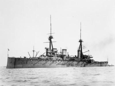 Крейсер битвы ГМС неэластичные