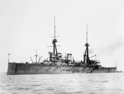 Incrociatore da battaglia HMS Inflexible