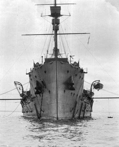 Броненосный крейсер ГиС иинотаур