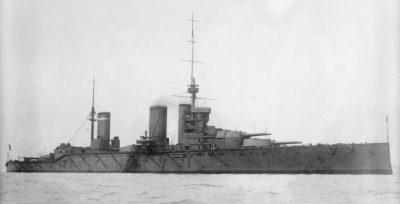 Крейсер битвы ГиС Принкесс королевский