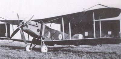 Бристоль F. 2 прототип