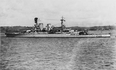 Croiseur de combat HMS Renown