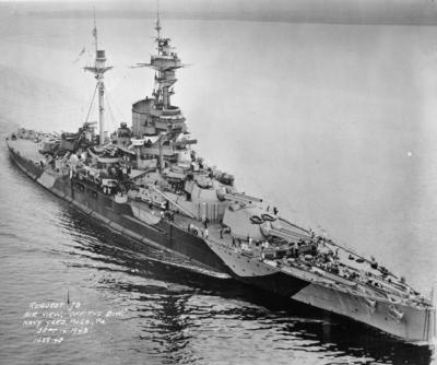HMS Royal Sovereign 1943