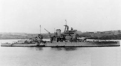 HMS Valiant en 1939