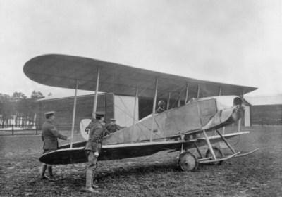 皇家飞机厂B.E.3