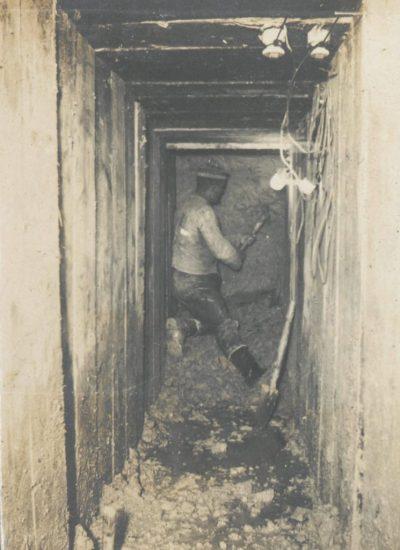 Под враждебным котлованом