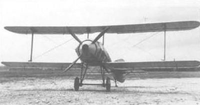 Royal Aircraft Factory S.E.4a