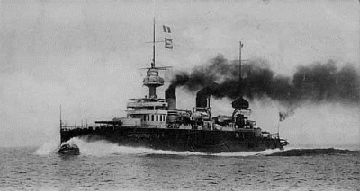 Battleship Iéna