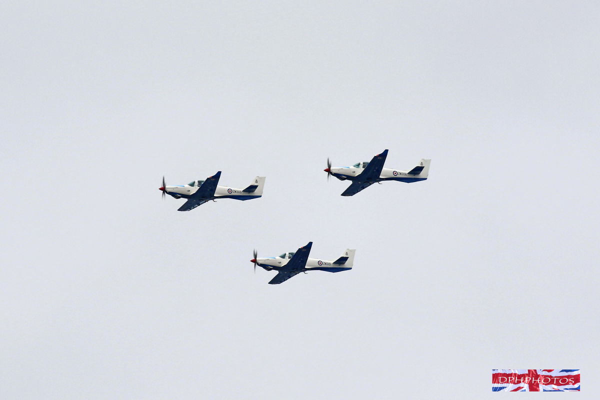 Raf100 Flypast Including Rehearsals Practice
