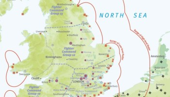 Map Of England During Ww2.The Battle Of Britain A Brief Guide Military History Matters