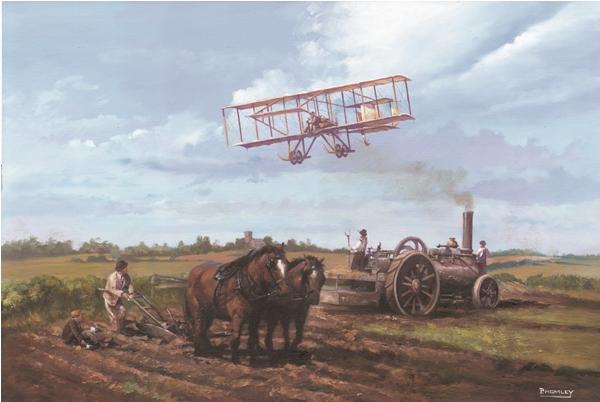 Bristol Boxkite Biplane - Military Times - Mark Bromley