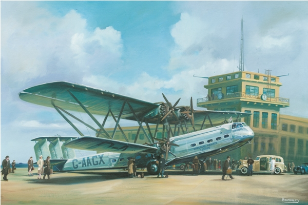 Handley Page HP42 picture