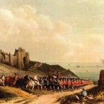 93rd-Highlanders-leave-Dover-Castle-for-India-in-1856-150x150