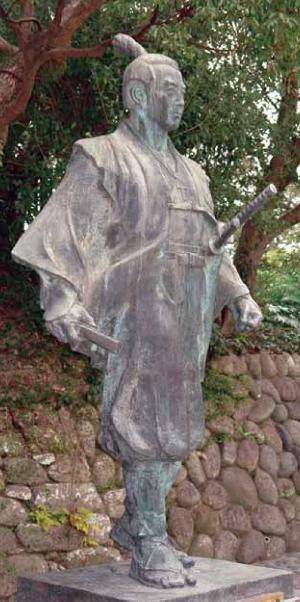 Nagasaki Jinzaemon was the samurai who gave his name to the great port city of Nagasaki