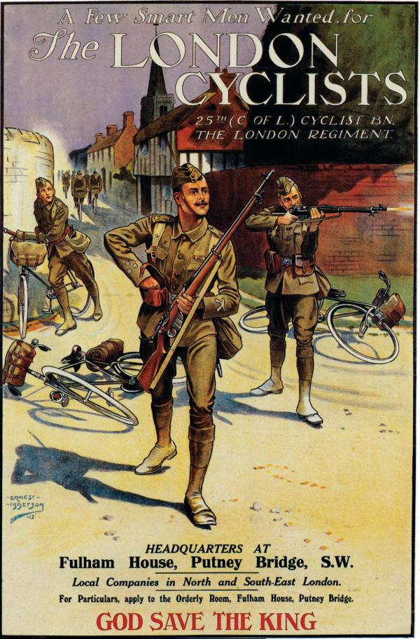 WW1 Conscription picutre