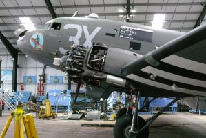 Dakota || at Lincolnshire Aviation Heritage Centre