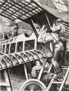 Assembling Parts 1917