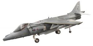 Harrier jet web
