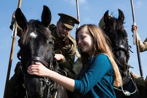 War-and-Horse-at-Dover-Castle