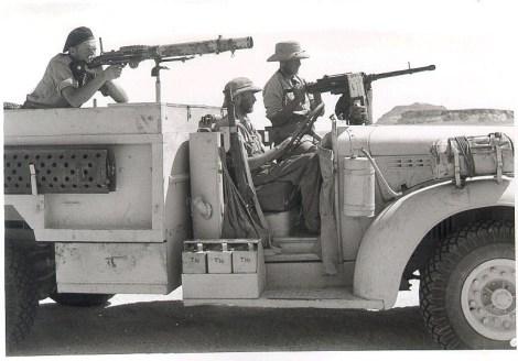 13 T Patrol LRDG