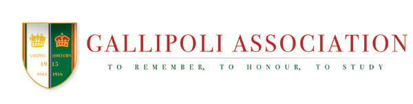 Gallipoli-Assoication-Logo