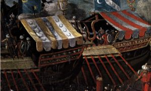 Close-up Ottoman galleys_featured