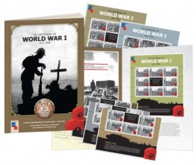 WWI Stamps