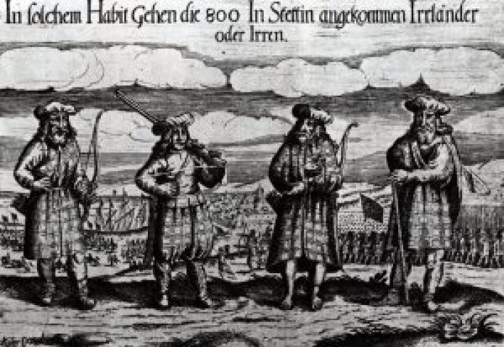 MacKays Regt, 1630, Gustavus Adolphus army, TYW