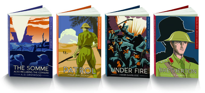 Casemate Classic War Fiction Series 1