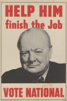 Conservative Party poster.