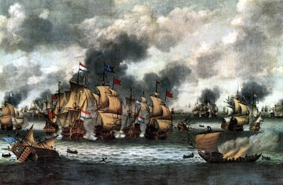 The Royal Navy's Darkest Day: Medway 1667 – Military History