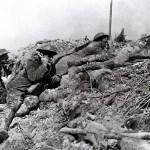 Forward-observation-post,-Arras,-1917