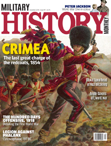 MHM December 2018 – Military History Matters