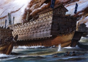 Late-C16th-Japanese-warship-recon-Angus-McBride