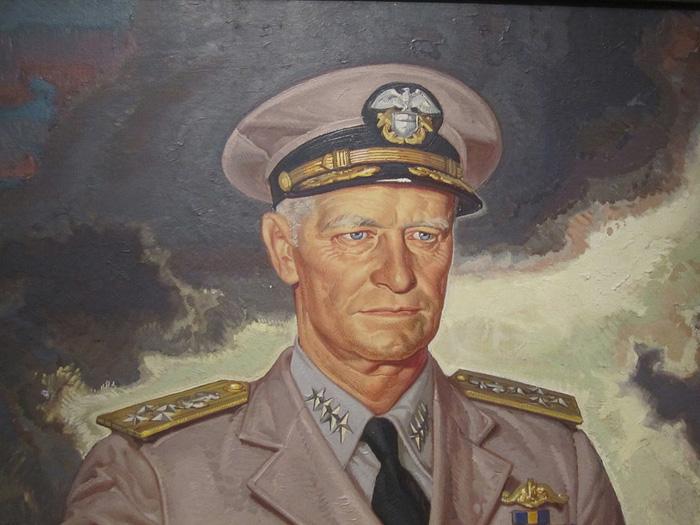 Admiral Chester Nimitz (1885-1966)
