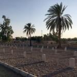 Allied war graves restored in Iraq after decades of disrepair