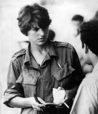 Kate Webb (1943 - 2007)