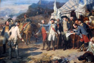 Washington-and-Rochambeau-give-final-orders-at-Yorktown-(larger)