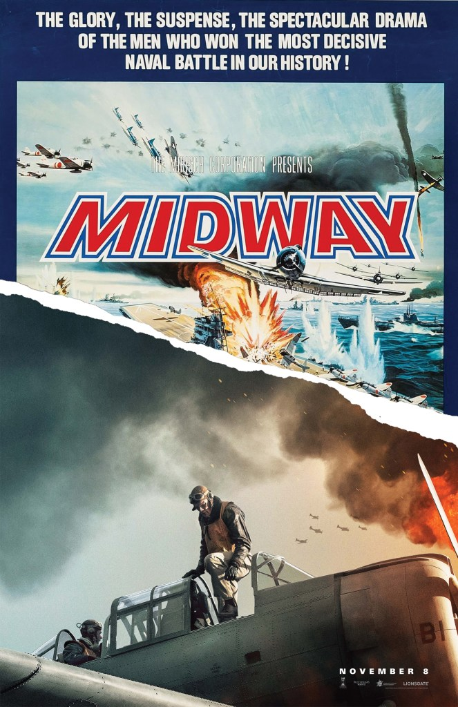 Midway (1976) and Midway (2019)