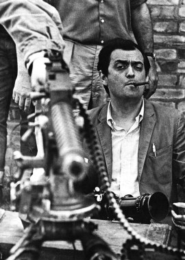 Paths of Glory director Stanley Kubrick