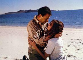 Alan Arkin and Paula Prentiss in Catch-22