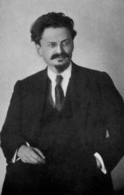 Leon Trotsky (7 October 1879 – 21 August 1940)